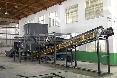 Proyecto de eliminación de residuos voluminosos en la provincia de Zhejiang