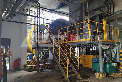 Proyecto de eliminación de desechos médicos en la provincia de Jiangsu