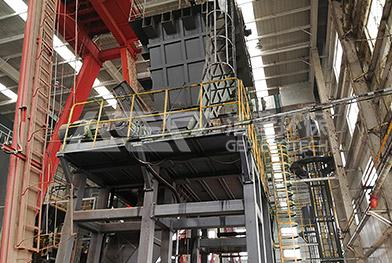 Proyecto de trituración de desechos industriales peligrosos en Guangxi