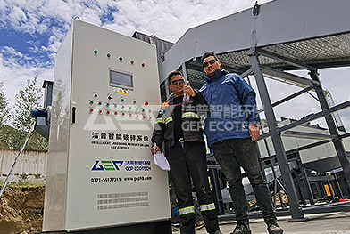China Lhasa línea de producción de eliminación de residuos voluminosos