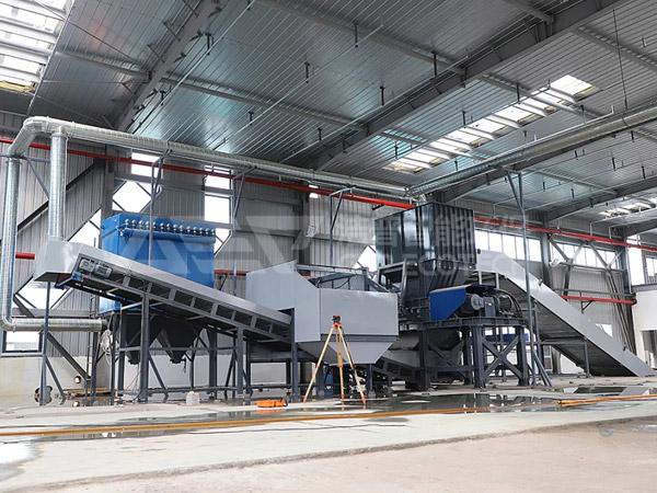 Mejore la capacidad de eliminación final, acelere la construcción del centro de clasificación de residuos del distrito de Guancheng