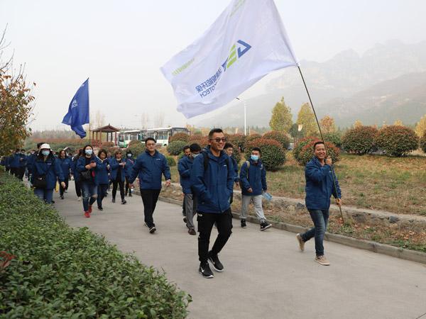 No olvide por qué comenzamos y avanzamos con valentía: actividad de montañismo GEP 2020