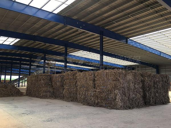 Generación de energía de biomasa, proteger aguas lúcidas y montañas exuberantes