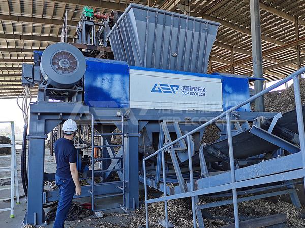 ¡Paja convertida en combustible! GEP agrega energía a proyectos de generación de energía con biomasa