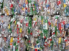 Residuos de plastico