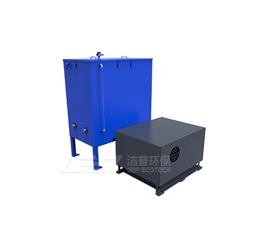 GIC sistema de supresión de polvo de pulverización
