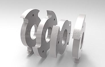 GP serie trituradora primario para residuos sólidos