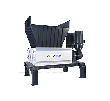 GF serie trituradora de cuatro ejes