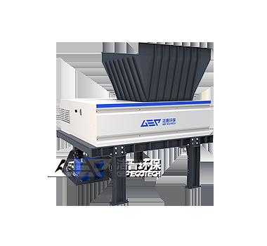 GX serie trituradora fina para residuos sólidos